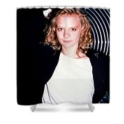 Martha Plimpton 1988 Shower Curtain