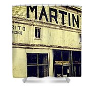 Martins General Store Shower Curtain
