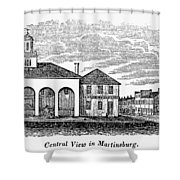 Martinsburg, West Virginia Shower Curtain