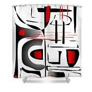 Marucii 099-02-13 Shower Curtain