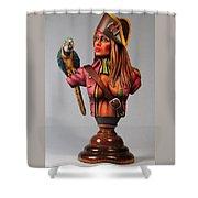 Marvella Shower Curtain