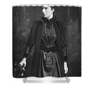 Mary Augusta Ward (1851-1920) Shower Curtain