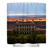 Mary Hill Museum Shower Curtain