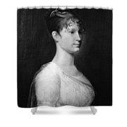 Mary Lee Fitzhugh Custis (1788-1853) Shower Curtain