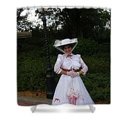 Mary Poppins  Shower Curtain