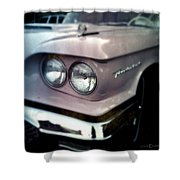 Marykay's Thunderbird Shower Curtain