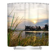 Maryland Morning Shower Curtain