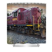 Maryland_delaware 1201 Shower Curtain