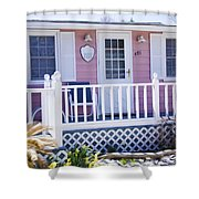 Mary's Kitchen House Shower Curtain