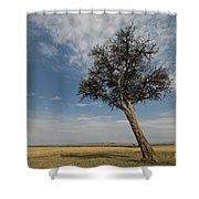 Masai Mara National Reserve Shower Curtain