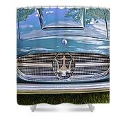 Maserati A6g 54 2000 Zagato Spyder 1955 Shower Curtain