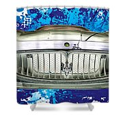 Maserati Granturismo I I I Shower Curtain