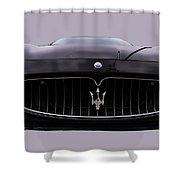 Maserati Granturismo I Shower Curtain