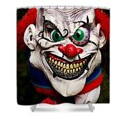 Masks Fright Night 1 Shower Curtain