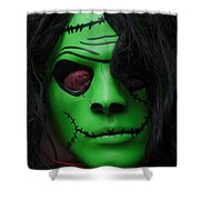 Masks Fright Night 4 Shower Curtain