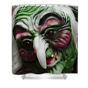 Masks Fright Night 5 Shower Curtain