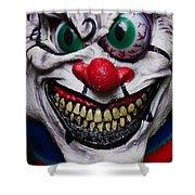 Masks Fright Night 6 Shower Curtain