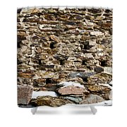 Masonry Shower Curtain