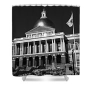Massachusetts State House Shower Curtain