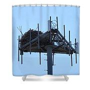 Massaive Nesting Shower Curtain