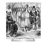 Massasoit (c1581-1661) Shower Curtain
