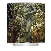 Massasoit Sachem Shower Curtain