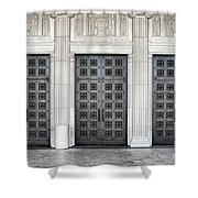 Massive Doors Shower Curtain