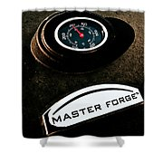 Master Forge Shower Curtain