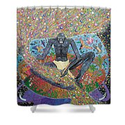 Master Of Creative Forces Shower Curtain