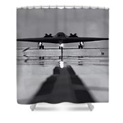 Master Of The Sky Shower Curtain