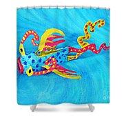 Matisse The Fish Shower Curtain