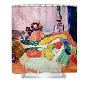 Matisse's Still Life Shower Curtain