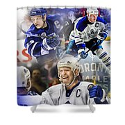 Mats Sundin Shower Curtain