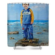 Matteo Shower Curtain