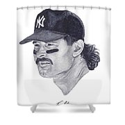 Mattingly Shower Curtain