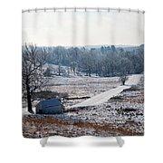 Maurice Stevens Spring House Shower Curtain