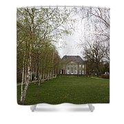 Max Liebermann House And Garden Wannsee Shower Curtain