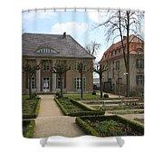Max Liebermann House Wannsee Shower Curtain