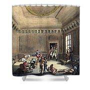 Maximilien Robespierre (1758-1794) Shower Curtain