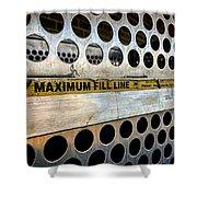 Maximum Fill Shower Curtain