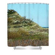 May Cape Shower Curtain