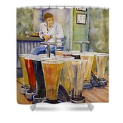 May I Join You? Shower Curtain