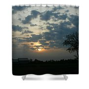 May Morning Shower Curtain