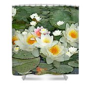 May Pond Shower Curtain