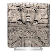 Maya Copan Shower Curtain