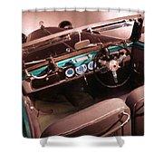 Maybach Car 4 Shower Curtain