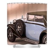 Maybach Car 5 Shower Curtain