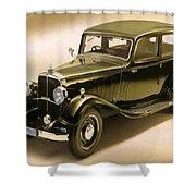 Maybach Car 6 Shower Curtain