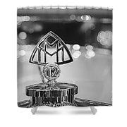 Maybach Zeppelin Shower Curtain