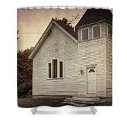 Maybe A Church Shower Curtain